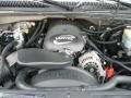 2002 Light Pewter Metallic Chevrolet Silverado 1500 LT Extended Cab 4x4  photo #18