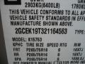 2002 Light Pewter Metallic Chevrolet Silverado 1500 LT Extended Cab 4x4  photo #29
