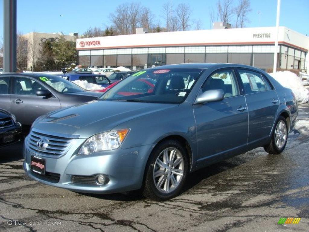 2009 Toyota Avalon Limited 2009 Toyota Avalon Limited - Blue Mirage Metallic Color / Light Gray ...