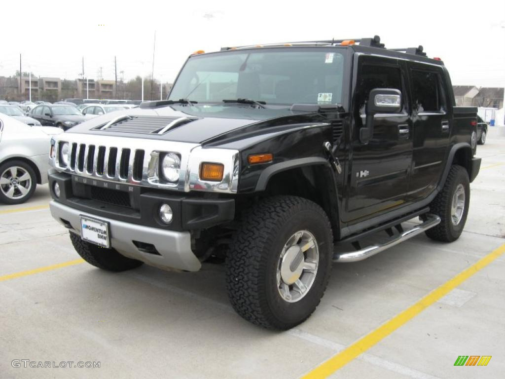 black hummer h2 cars - photo #18