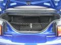 2002 Sonic Blue Metallic Ford Mustang V6 Convertible  photo #25