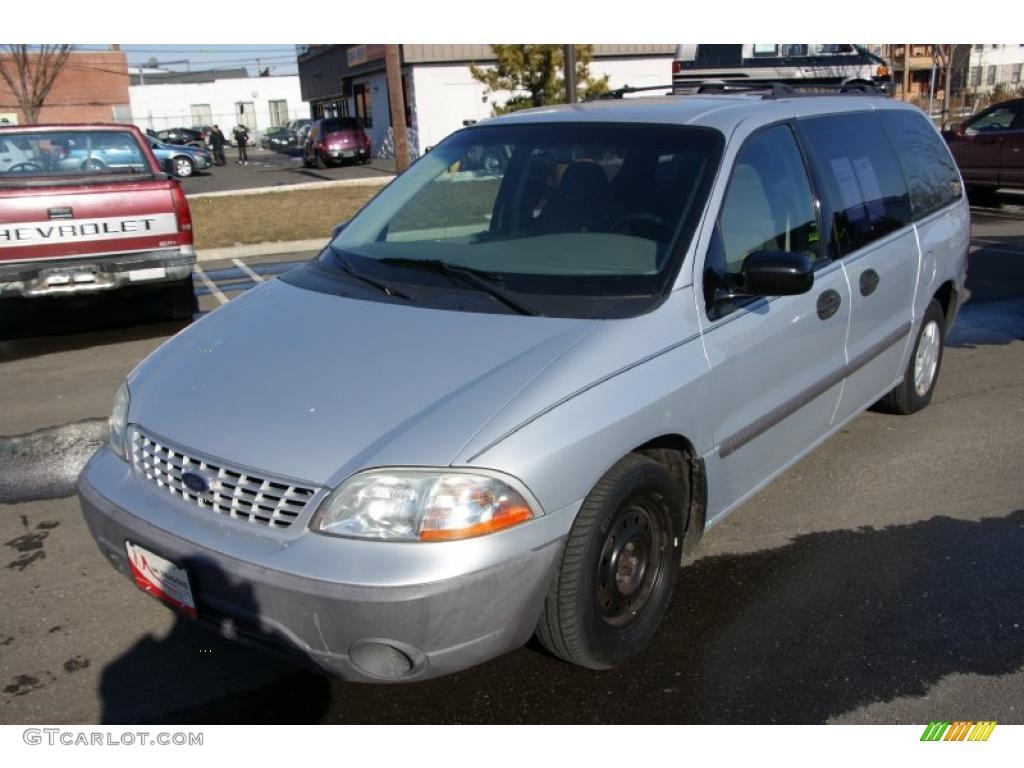 2002 silver frost metallic ford windstar lx 25920337 gtcarlot com car color galleries gtcarlot com