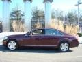 Barolo Red Metallic - S 600 Sedan Photo No. 4
