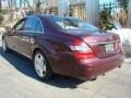 Barolo Red Metallic - S 600 Sedan Photo No. 5