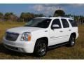 Summit White 2007 GMC Yukon Denali AWD