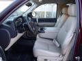2009 Deep Ruby Red Metallic Chevrolet Silverado 1500 LT Extended Cab  photo #10