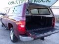 2009 Deep Ruby Red Metallic Chevrolet Silverado 1500 LT Extended Cab  photo #14