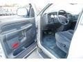 2002 Bright Silver Metallic Dodge Ram 1500 SLT Quad Cab  photo #16