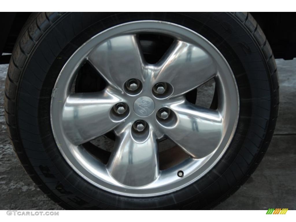 2002 Ram 1500 SLT Quad Cab - Bright Silver Metallic / Dark Slate Gray photo #29