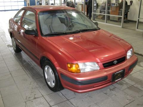1997 toyota tercel ce coupe data info and specs. Black Bedroom Furniture Sets. Home Design Ideas