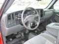 2006 Victory Red Chevrolet Silverado 1500 LS Regular Cab 4x4  photo #10