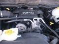 2006 Black Dodge Ram 1500 SLT Quad Cab 4x4  photo #12