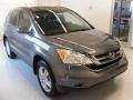 2010 Polished Metal Metallic Honda CR-V EX-L  photo #5