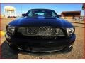 2007 Black Ford Mustang Shelby GT500 Convertible  photo #13