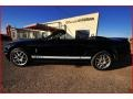 2007 Black Ford Mustang Shelby GT500 Convertible  photo #39