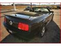 2007 Black Ford Mustang Shelby GT500 Convertible  photo #43