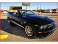 2007 Black Ford Mustang Shelby GT500 Convertible  photo #48