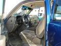 2003 Arrival Blue Metallic Chevrolet Silverado 2500HD Crew Cab 4x4  photo #6
