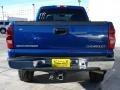 2003 Arrival Blue Metallic Chevrolet Silverado 2500HD Crew Cab 4x4  photo #11