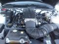 2007 Performance White Ford Mustang Saleen S281 Supercharged Coupe  photo #28