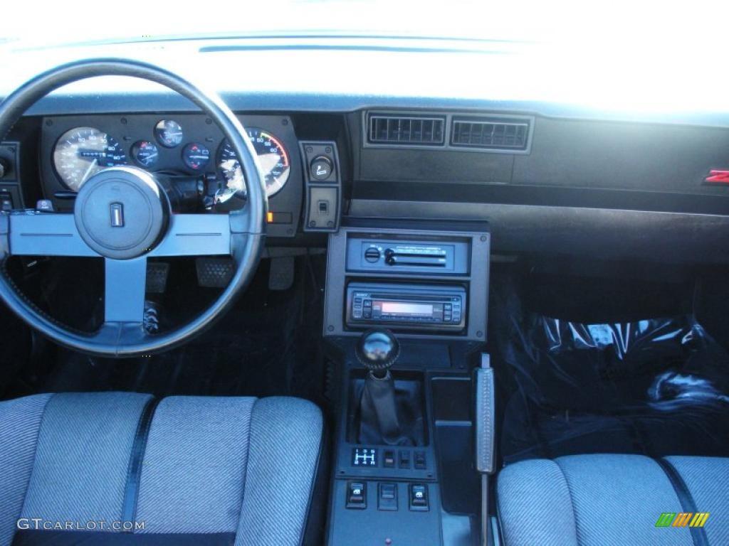 1989 White Chevrolet Camaro IROCZ Convertible 26068160 Photo 26