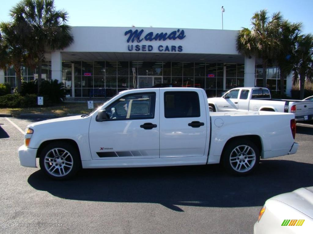 2005 summit white chevrolet colorado xtreme crew cab 26068330 gtcarlot com car color galleries