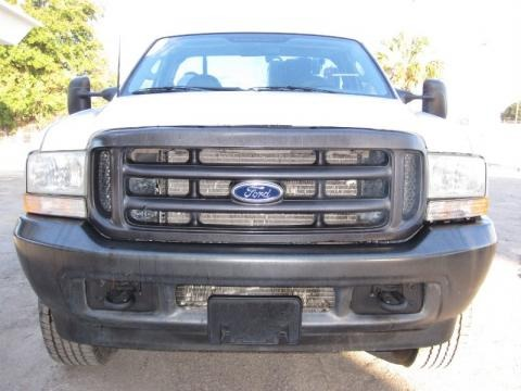 2003 Ford F250 Super Duty XL Regular Cab 4x4 Utility Data, Info and Specs