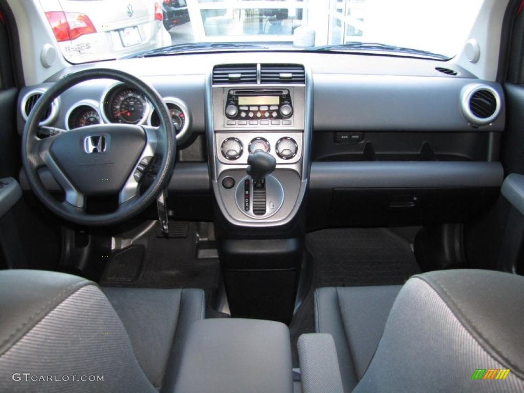 2005 rallye red honda element ex awd 26068377 photo 13. Black Bedroom Furniture Sets. Home Design Ideas