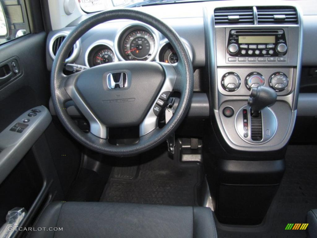 2005 rallye red honda element ex awd 26068377 photo 14. Black Bedroom Furniture Sets. Home Design Ideas