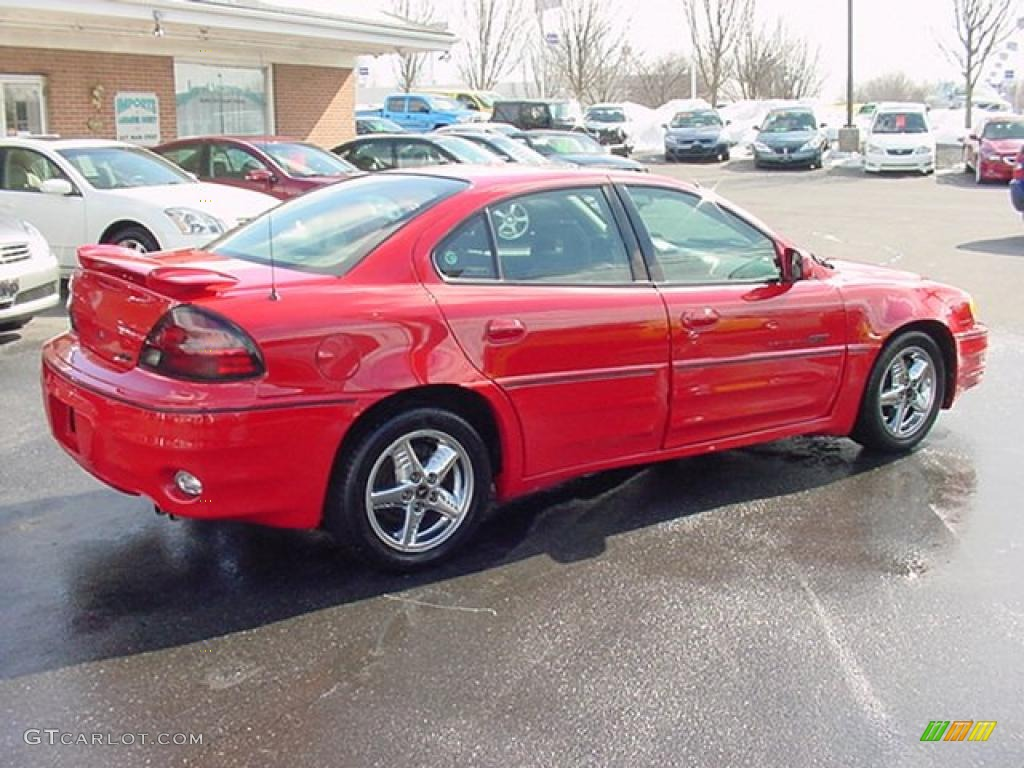 2000 bright red pontiac grand am gt sedan 26125765 photo 7 gtcarlot com car color galleries gtcarlot com