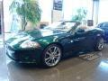 Emerald Fire 2009 Jaguar XK Gallery