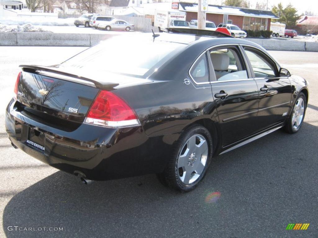 2009 Black Chevrolet Impala SS #26177592 Photo #3