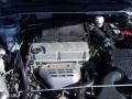 Quick Silver Pearl 2009 Mitsubishi Galant ES