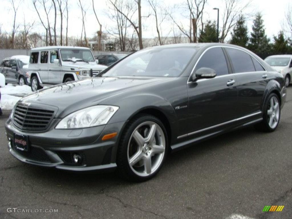 2007 designo graphite metallic mercedes benz s 65 amg for Mercedes benz color