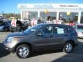 2010 Polished Metal Metallic Honda CR-V LX  photo #1