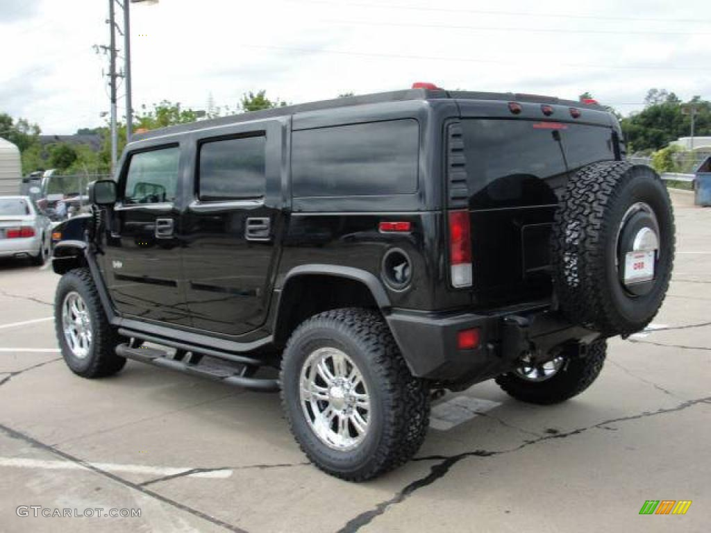 black hummer h2 cars - photo #41