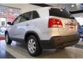 2011 Bright Silver Kia Sorento LX AWD  photo #5