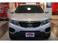2011 Bright Silver Kia Sorento LX AWD  photo #11