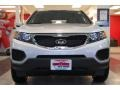 2011 Bright Silver Kia Sorento LX AWD  photo #12