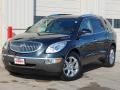 2009 Carbon Black Metallic Buick Enclave CXL AWD  photo #3