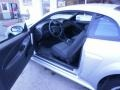 2001 Silver Metallic Ford Mustang GT Coupe  photo #8