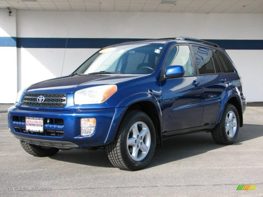 toyota rav4 2003 car - photo #28