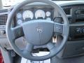 2008 Flame Red Dodge Ram 1500 ST Regular Cab  photo #12
