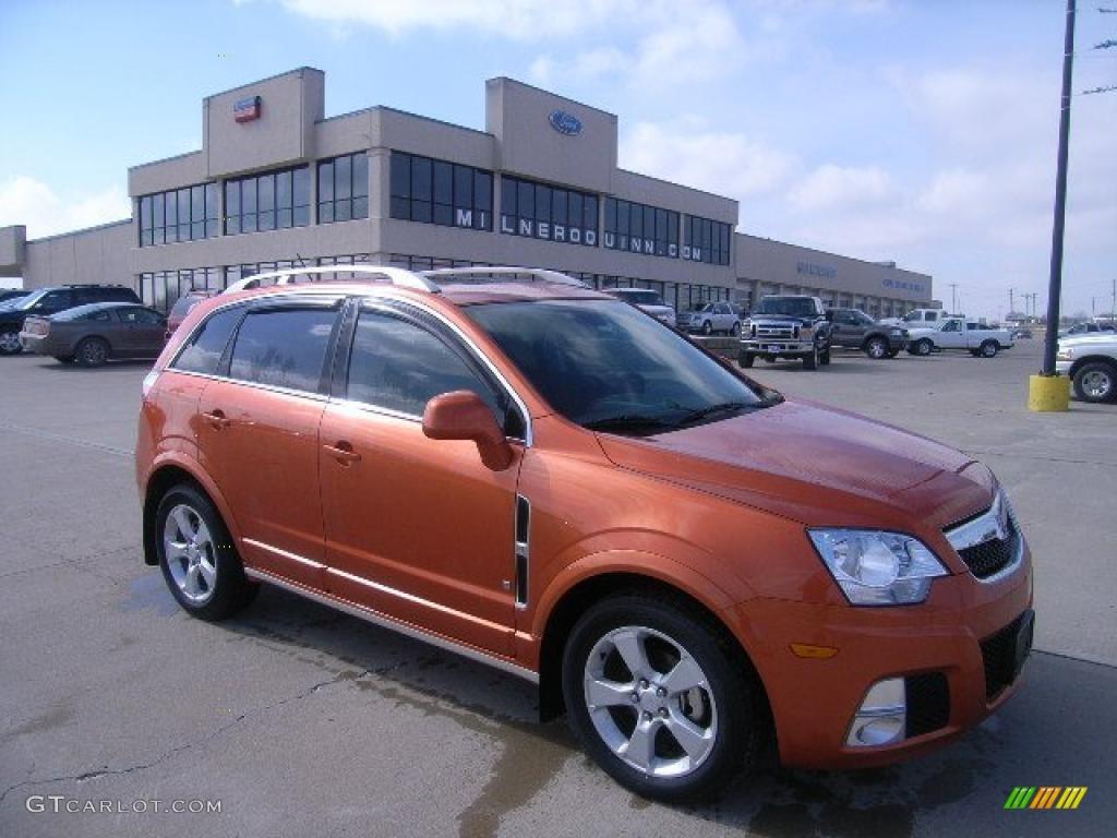 2008 sunburst orange saturn vue red line 26258924 car color galleries. Black Bedroom Furniture Sets. Home Design Ideas