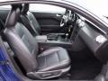 2007 Vista Blue Metallic Ford Mustang V6 Premium Coupe  photo #13