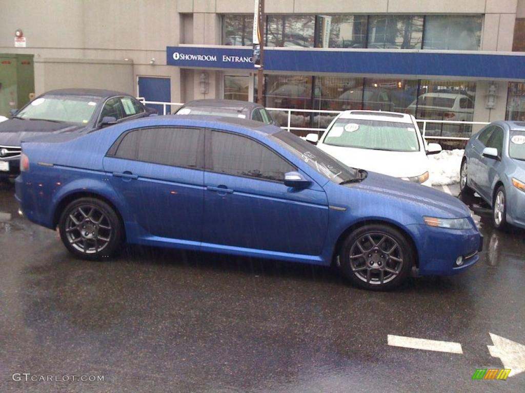 2007 kinetic blue pearl acura tl 3 5 type s 26258310 photo 3 car color galleries. Black Bedroom Furniture Sets. Home Design Ideas