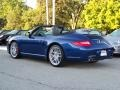Aqua Blue Metallic - 911 Carrera S Cabriolet Photo No. 3