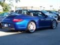 Aqua Blue Metallic - 911 Carrera S Cabriolet Photo No. 6