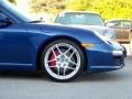 Aqua Blue Metallic - 911 Carrera S Cabriolet Photo No. 7