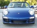 Aqua Blue Metallic - 911 Carrera S Cabriolet Photo No. 9